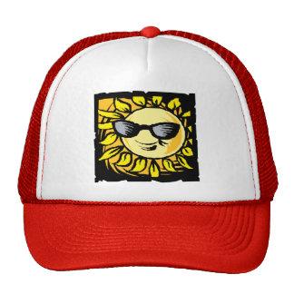 Sun In Shades Trucker Hats