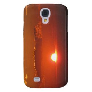 Sun in the Clouds Galaxy S4 Case