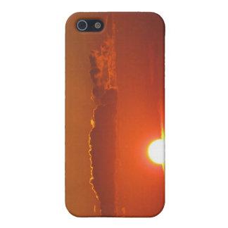 Sun in the Clouds iPhone SE/5/5s Case