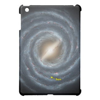 Sun in  the Milky Way NASA Cover For The iPad Mini
