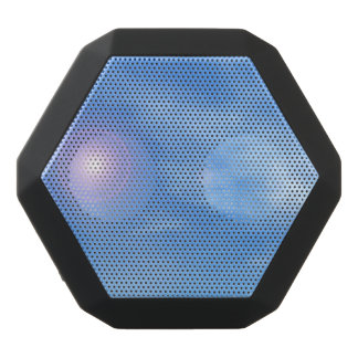Sun in the sky background - 3D render Black Bluetooth Speaker