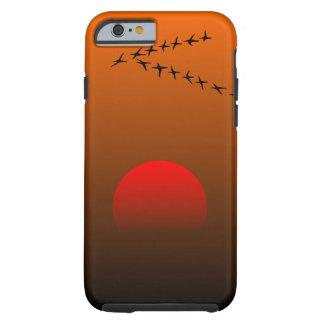 Sun iphone6 Images birds Tough iPhone 6 Case