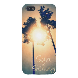 Sun is shining case for iPhone SE/5/5s