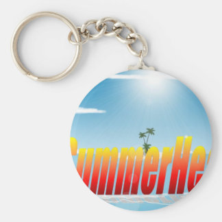 sun keychain