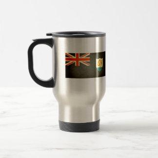 Sun kissed Anguilla Flag Coffee Mug