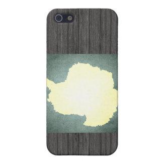 Sun kissed Antarctica Flag iPhone 5 Covers