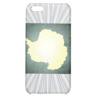Sun kissed Antarctica Flag iPhone 5C Cover