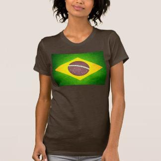 Sun kissed Brazil Flag T-Shirt