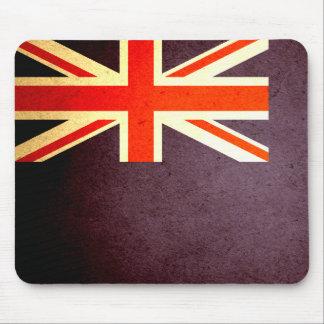 Sun kissed British Virgin Islands Flag Mousepad