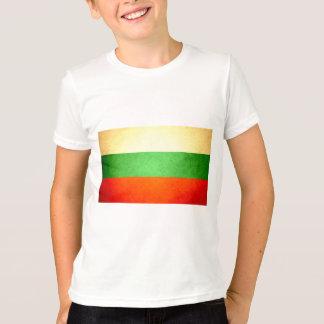 Sun kissed Bulgaria Flag T-Shirt