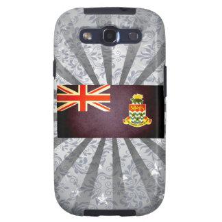 Sun kissed Cayman Islands Flag Samsung Galaxy S3 Cases