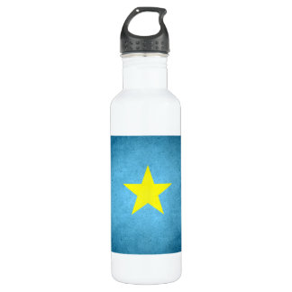 Sun kissed Congo Flag Water Bottle
