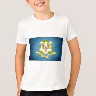 Sun kissed Connecticut Flag T-Shirt