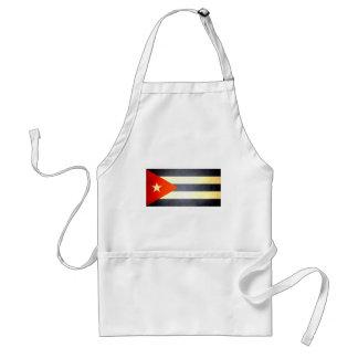 Sun kissed Cuba Flag Apron
