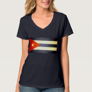 Sun kissed Cuba Flag T-Shirt