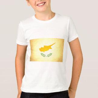 Sun kissed Cyprus Flag T-Shirt