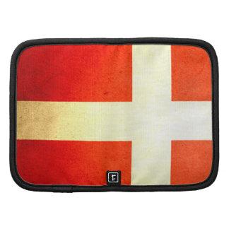 Sun kissed Denmark Flag Folio Planners