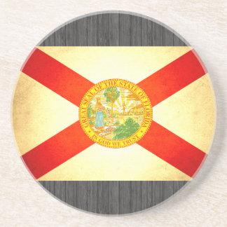 Sun kissed Florida Flag Coaster