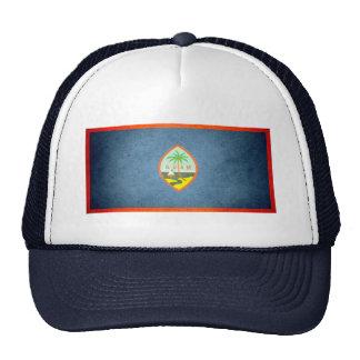 Sun kissed Guam Flag Trucker Hat