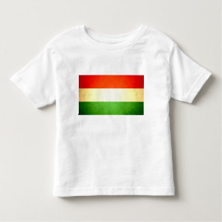 Sun kissed Hungary Flag Shirt