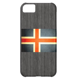 Sun kissed Iceland Flag iPhone 5C Cases