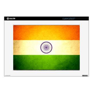 Sun kissed India Flag Skin For Laptop