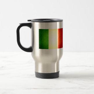 Sun kissed Italy Flag Mug