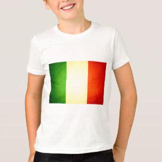 Sun kissed Italy Flag T-Shirt
