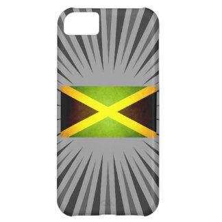 Sun kissed Jamaica Flag iPhone 5C Case
