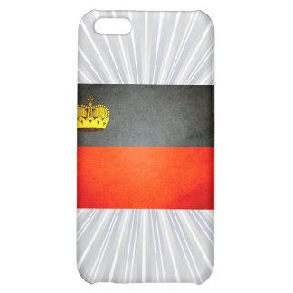 Sun kissed Liechtenstein Flag Case For iPhone 5C
