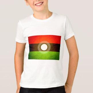 Sun kissed Malawi Flag T-Shirt