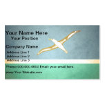 Sun kissed Midway Islands Flag Business Card Templates