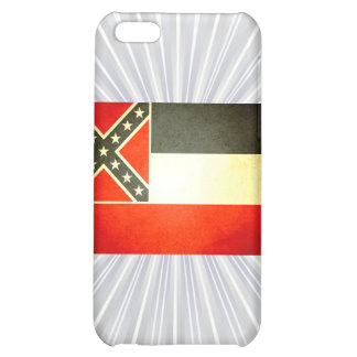 Sun kissed Mississippi Flag iPhone 5C Covers