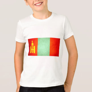Sun kissed Mongolia Flag T-Shirt