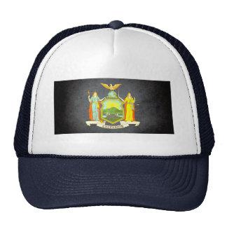 Sun kissed New York Flag Hats