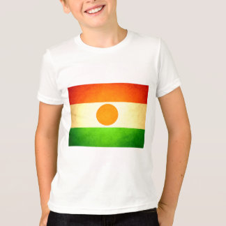 Sun kissed Niger Flag T-Shirt