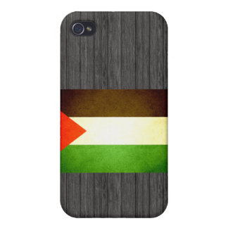 Sun kissed Palestine Flag iPhone 4 Cover