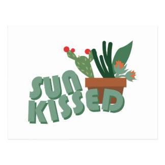 Sun Kissed Postcard