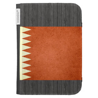 Sun kissed Qatar Flag Cases For Kindle