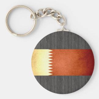 Sun kissed Qatar Flag Key Chains