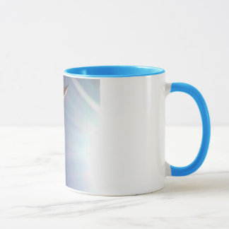 Sun Kissed Seagull Mug