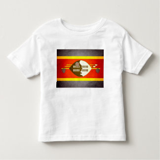 Sun kissed Swaziland Flag Toddler T-shirt