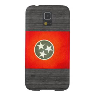 Sun kissed Tennessee Flag Galaxy S5 Cover