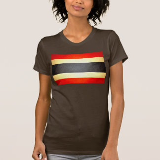 Sun kissed Thailand Flag T-Shirt