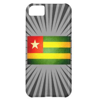 Sun kissed Togo Flag iPhone 5C Cover