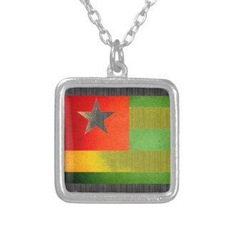 Sun kissed Togo Flag Jewelry
