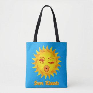 Sun Kissed Tote Bag