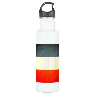 Sun kissed Yugoslavia Flag Water Bottle