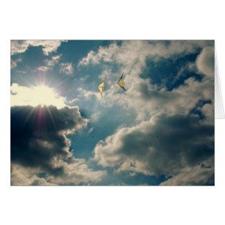Sun Kites Card