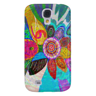 SUN Life Force on earth Galaxy S4 Case